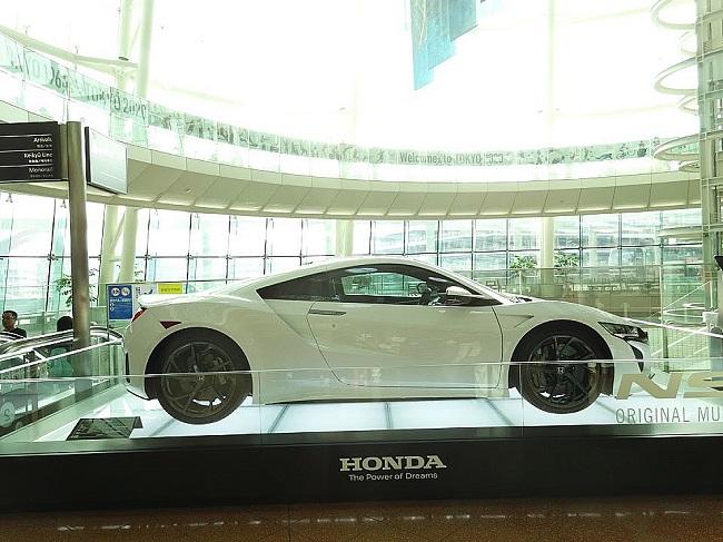 NSX hanada